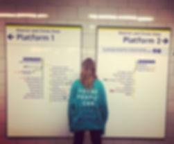 Siena Castellon #AlwaysBeKind campaign