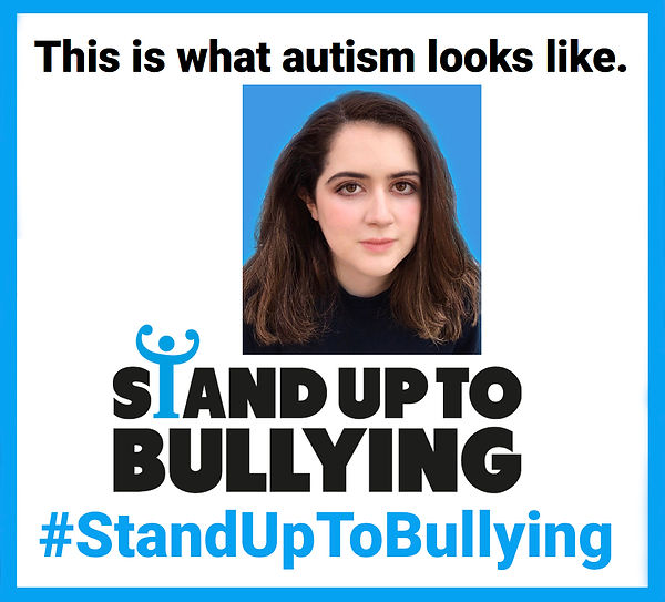 Siena Castellon Stand Up To Bullying Campaign