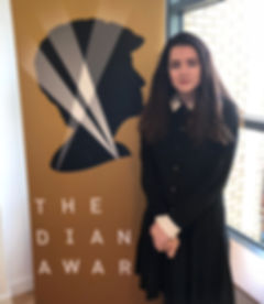 Siena Castellon - Diana Awards Ceremony