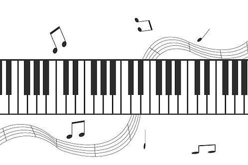 Pattern 10 - Fantastical Piano