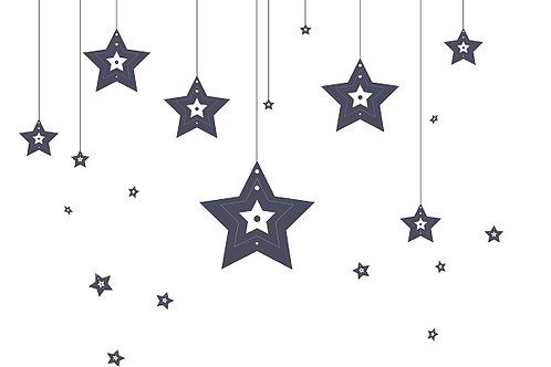 Pattern 3 - Rain of Star