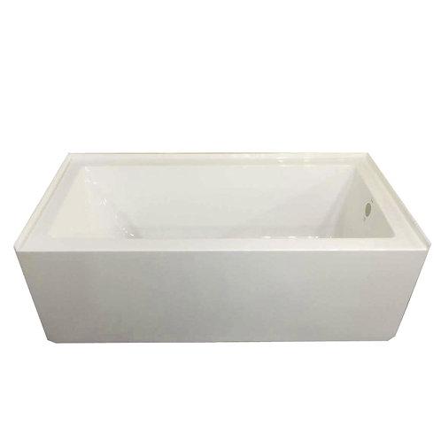 """Vedeau 60"""" x 30"""" Bathtub"""