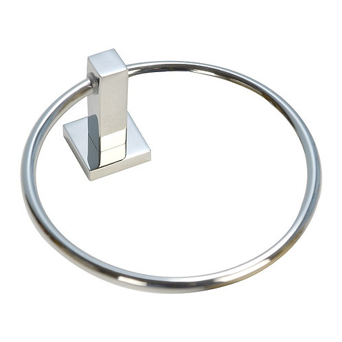 Square Base Towel Ring