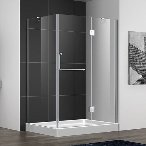 "10MM Tempered Shower Glass and Door (36"" to 60"")"