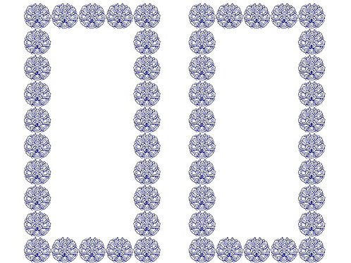 Pattern 7 - Delftware