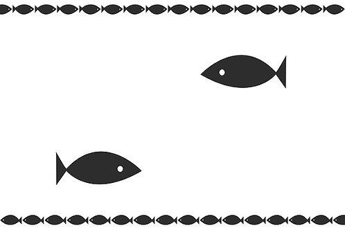 Pattern 9 - Fish