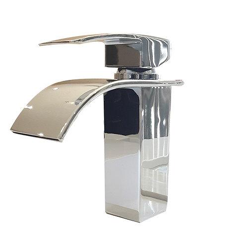 Waterfall Bathroom Faucet (Chromed)