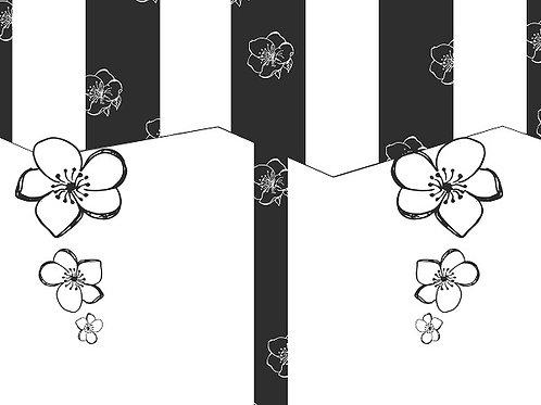 Plant 10 - Curtain & Flower