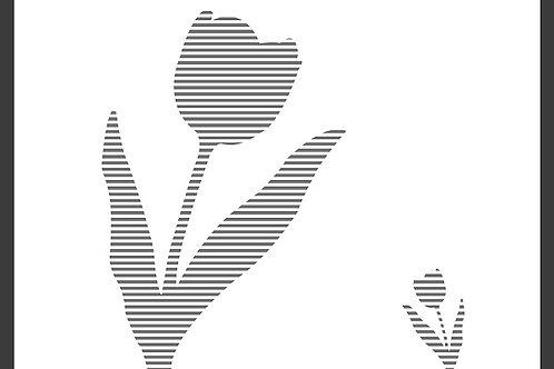Pattern 5 - Tulip