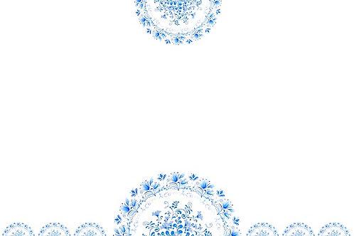 Pattern 6 - Delftware