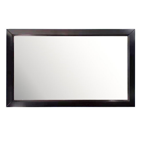 "24"" to 48"" Full-Framed Mirror (Espresso)"
