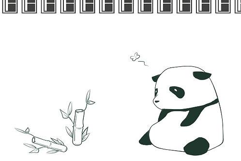 illustration 2 - Panda