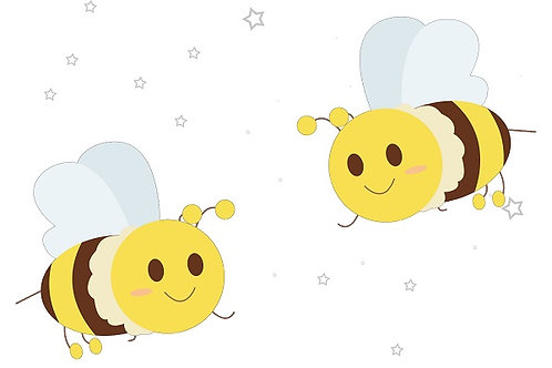 illustration 9 - Bees