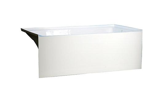 """Vedeau 60"""" x 32"""" Bathtub"""