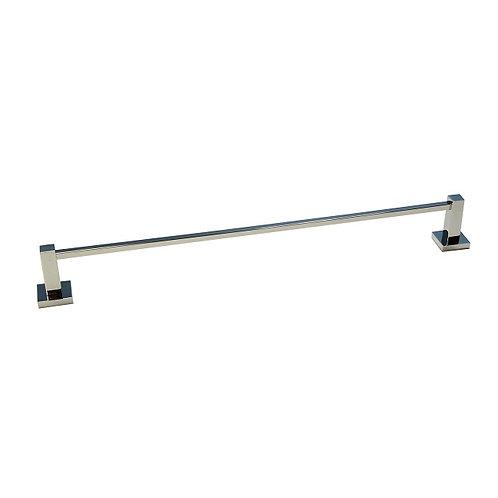 Single-Bar Towel Rack (Chrome)