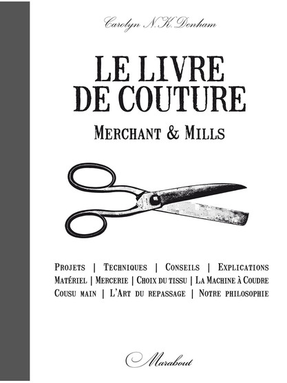 Le Livre de couture Merchant & Mills
