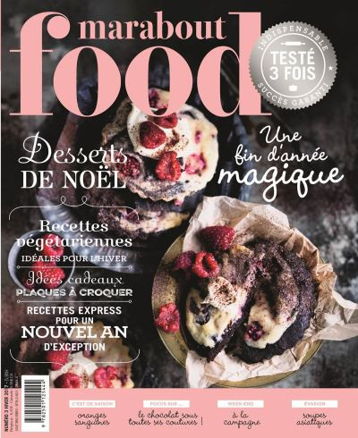 Marabout Food - Hiver 2017