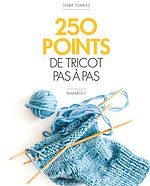 250 points de tricot pas à pas