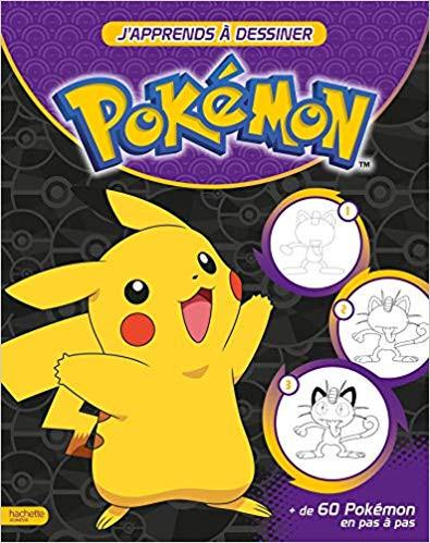J'apprends à dessiner les Pokémon