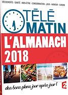 L'Almanach 2018 Télématin