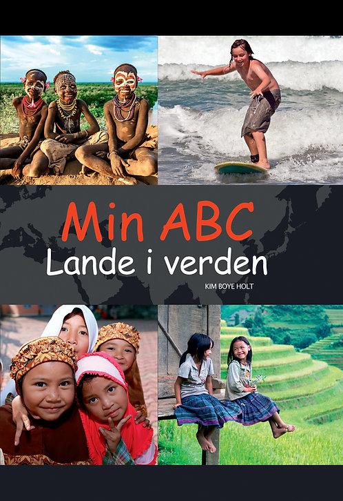 Min ABC • Lande i verden