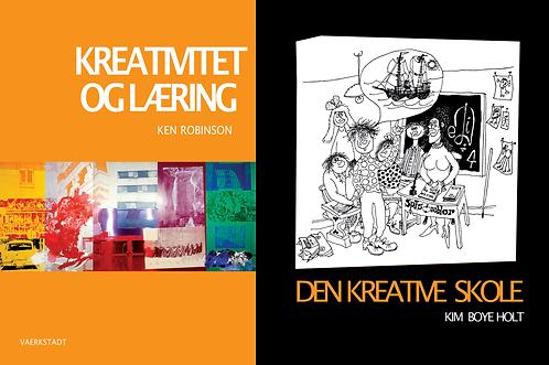 Kreativitet & læring + Den Kreative Skole (samlet pris)