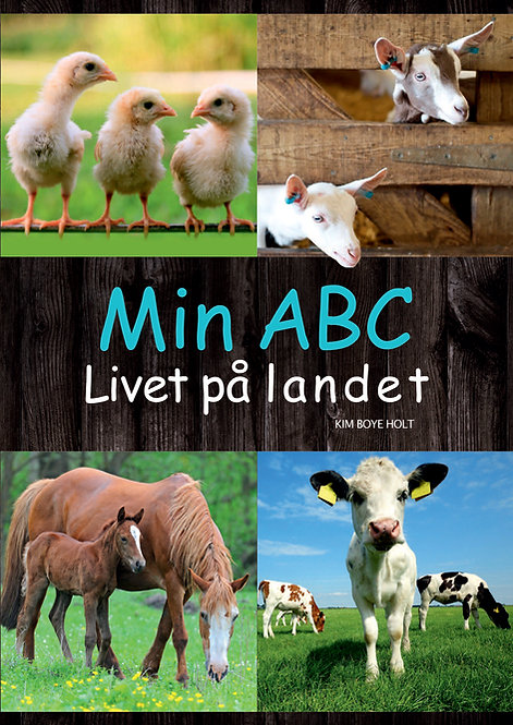 Min ABC • Livet på landet
