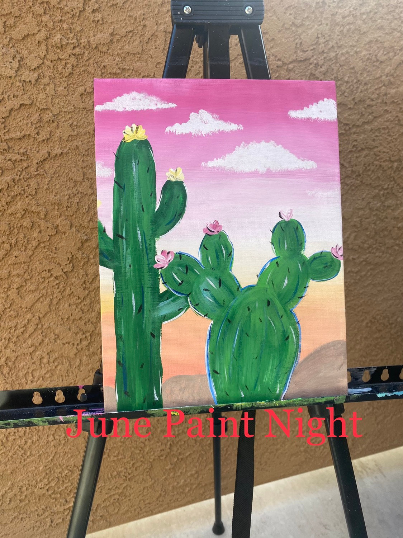 June Paint Night