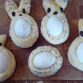 Pupa cu' L'Ova / Cuddura– Sicilian Easter Egg Cookie