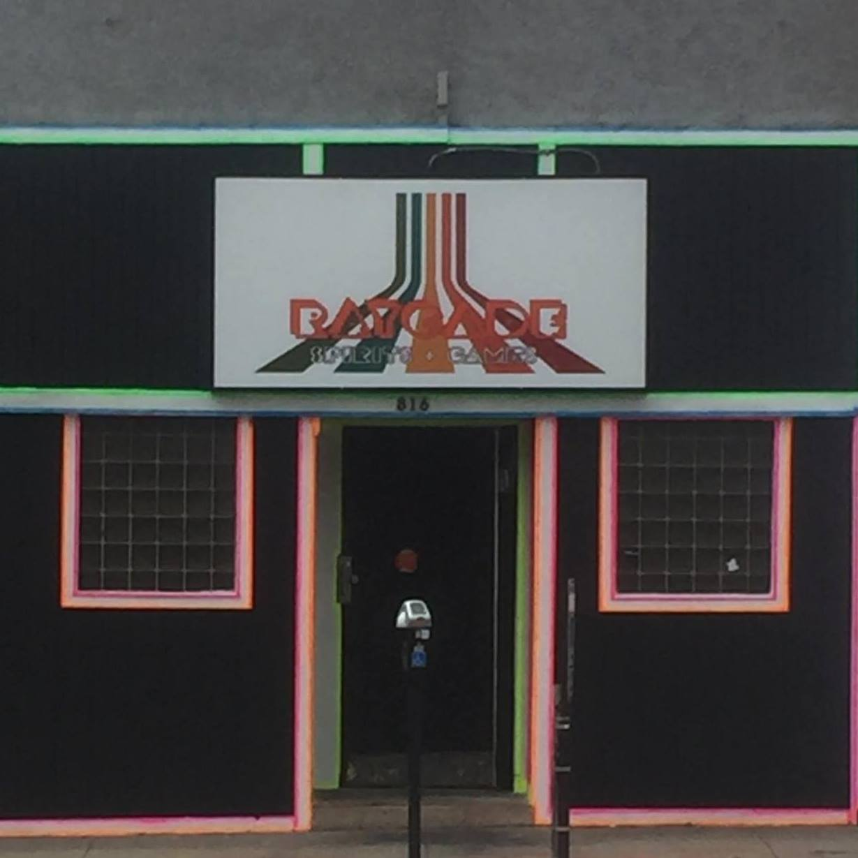 Raycade-Akron-Ohio-Highland-Square-816 W