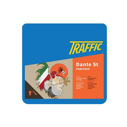 TRAFFIC - Dante Street