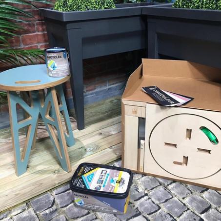 Nos conseils pour customiser ses meubles : les peintures éco-responsables !