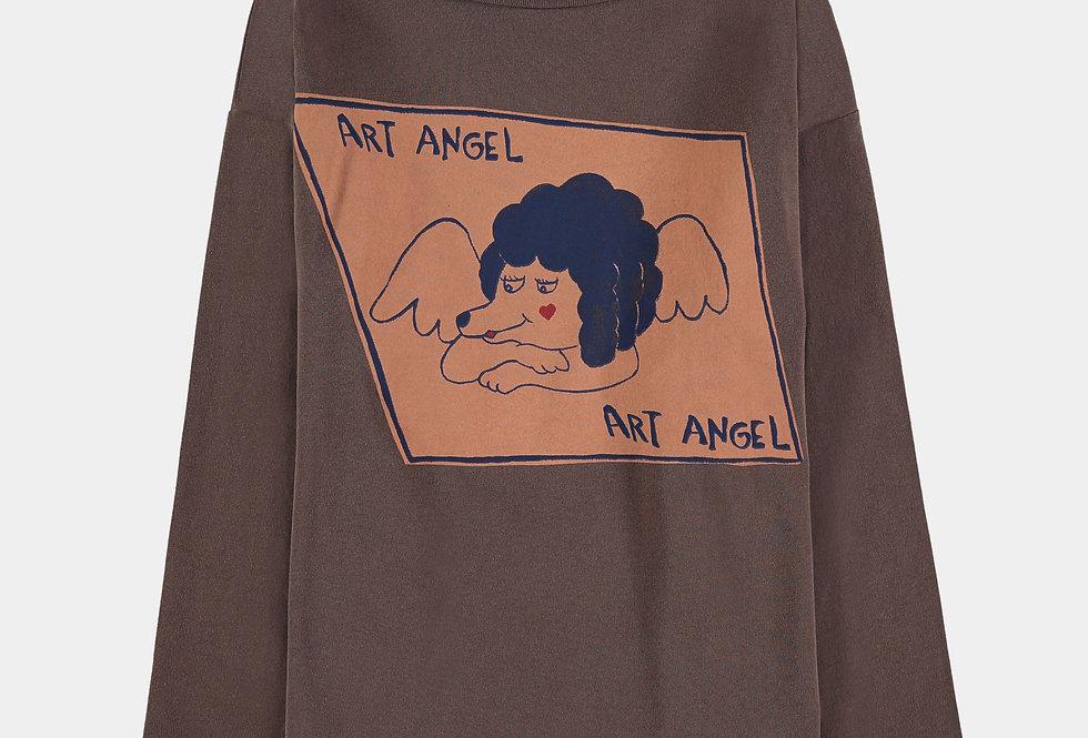Art Angel Long Sleeve T-shirt