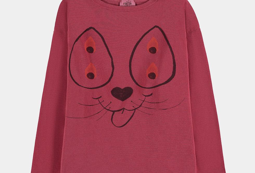 Cat Power Long Sleeve T-shirt