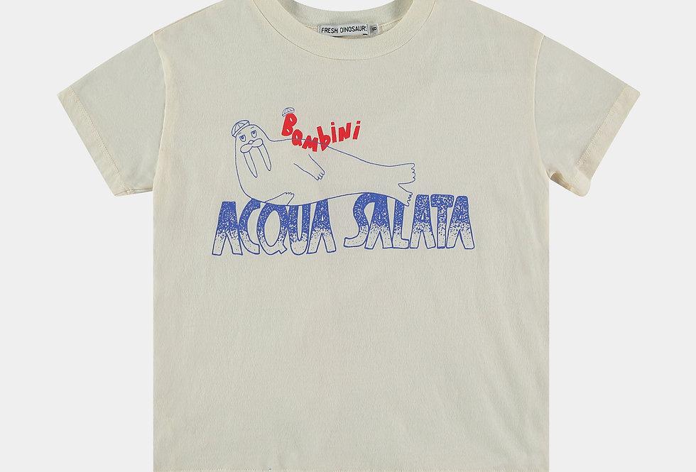 Aqua Salata t-shirt