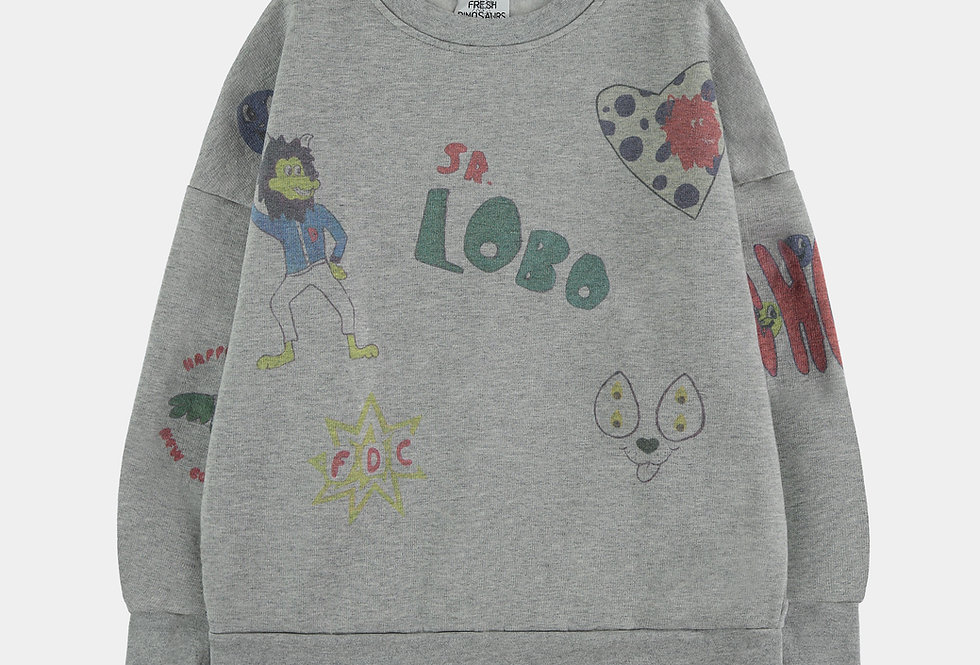 Lobo Mix Sweatshirt
