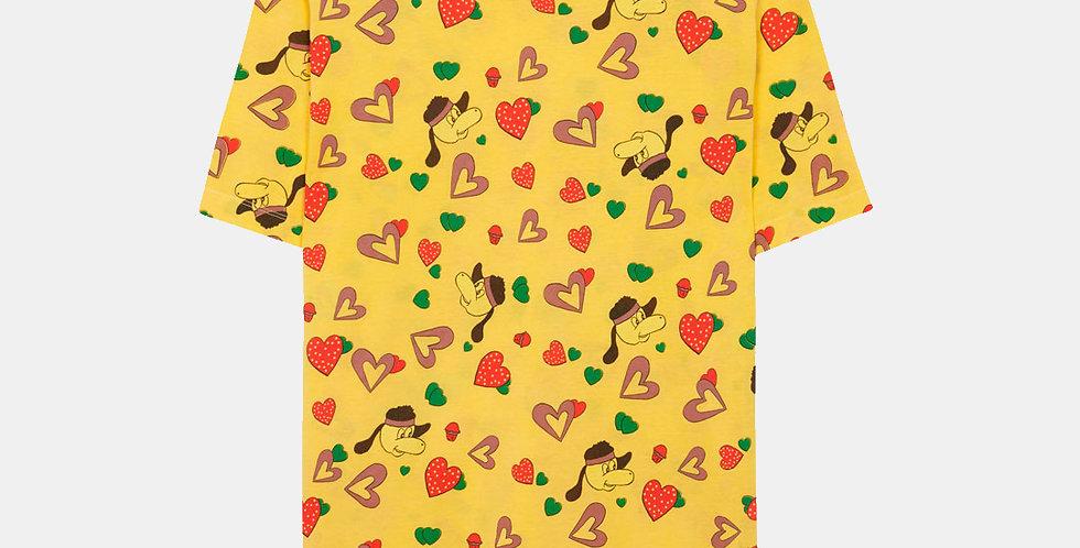 Love all over Oversize Dress