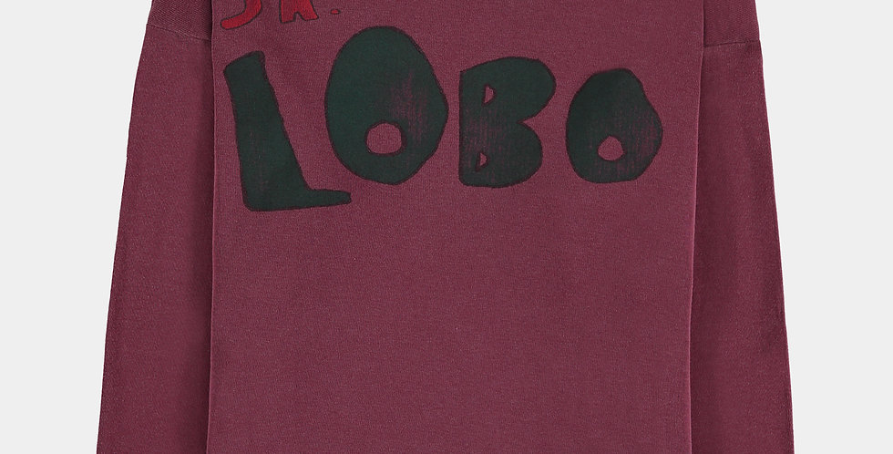 Sr. Lobo Long Sleeve T-shirt