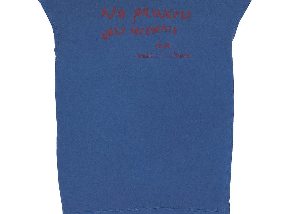 No princess dress