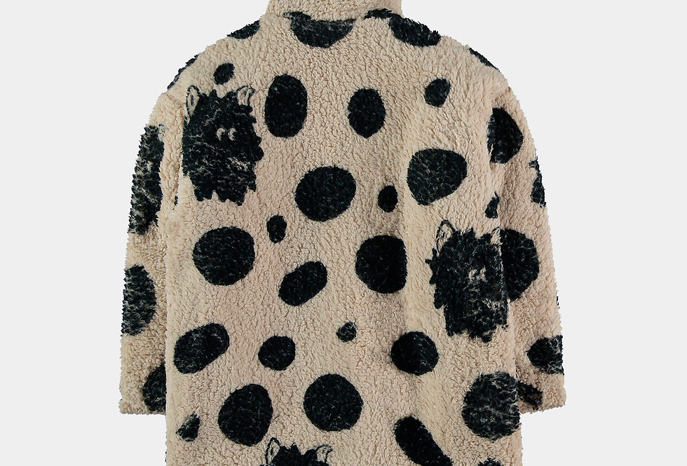 Lobo Fur Coat
