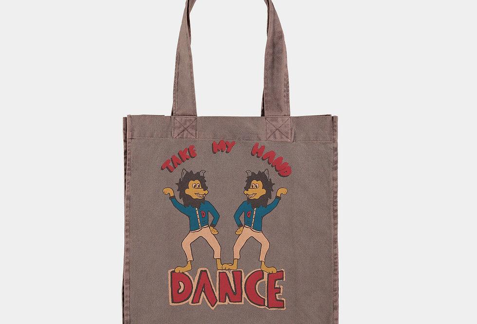 Lobo Dance Tote bag