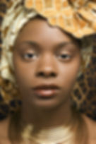 Traditional African Head Wrap