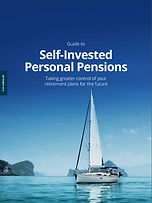 Self-Invested personal Pensions