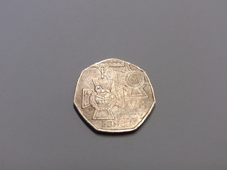 Why the humble 50p could be worth investigating