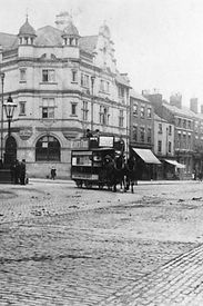 Old Bank Buildings, 2 City Road, Chester