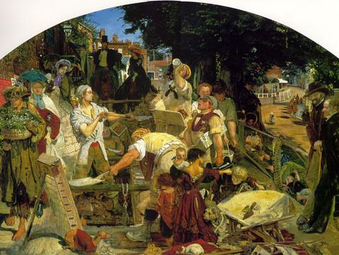 Proletariato, arte e alcolismo nella società vittoriana: il caso di Ford Madox Brown