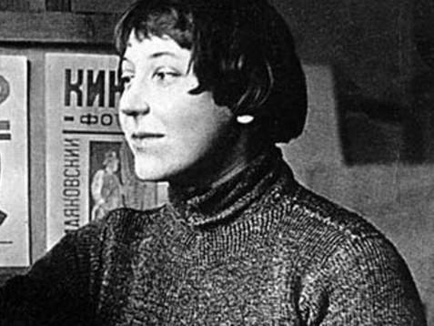 L'arte della Rivoluzione russa: Varvara Stepanova