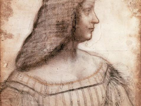 Donna di palazzo o più semplicemente abilissima figura politica? Isabella d'Este ed il suo studiolo