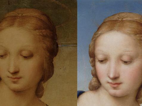 L'arte del restauro - e l'arte di sbagliarsi