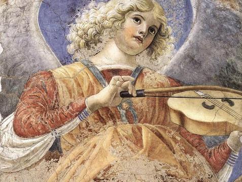 Angeli e genere: iconografia non binaria nell'arte